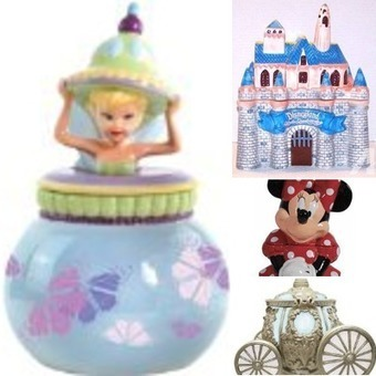 Disney Cookie Jars - Kitchen Things | Kitchen Stuff | Scoop.it