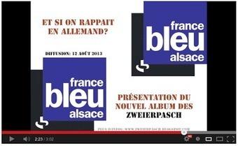Zweierpasch / Double Deux: Reportage radio de France Bleu Alsace   Bilingualer Zug und Abibac   Scoop.it
