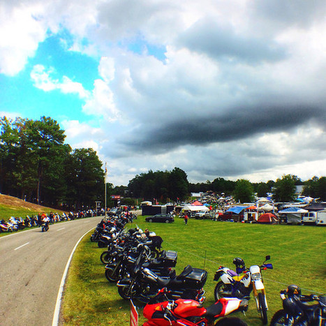 Barber Vintage Festival 2015 - Vicki's View Photo Gallery | Ductalk Ducati News | Scoop.it