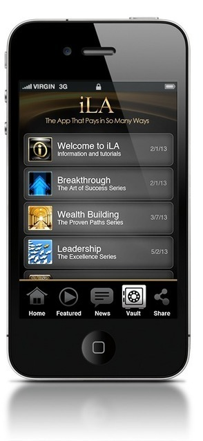 Inspired Living App for Personal Development Direct on your Mobile ... | Inspired Living App | Scoop.it
