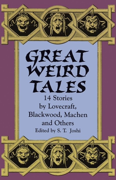 Great Weird Tales – Book Review | Gothic Literature | Scoop.it