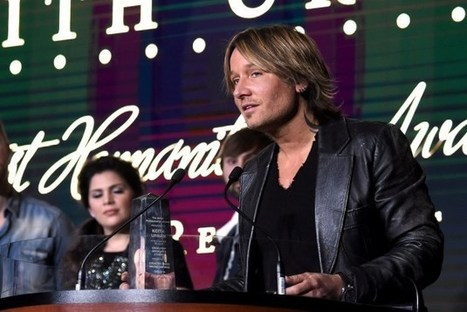 Keith Urban Says Country Music Is 'About Community' | Country Music Today | Scoop.it