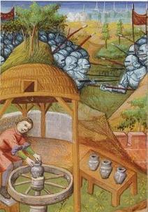 Les métiers du Moyen Âge (1/2) | Métiers au Moyen-Age | Scoop.it