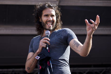 Russell Brand is duller than even the grimmest political interview - Spectator.co.uk | Creating Freedom | Scoop.it