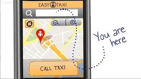 EasyTaxi recoit 7 milliards de FCFA, arrive en Afrique | GOOD BUSINESS | Scoop.it