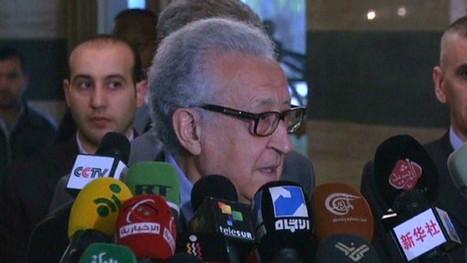 Deadly day in Syria as diplomats talk - CNN | The Barbara Lynn Daily Press | Scoop.it