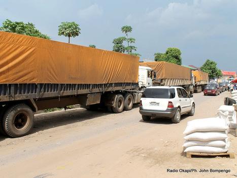 RDC: levée partielle de la grève des transporteurs exploitant la route Boma-Matadi-Kinshasa | kin shasa | Scoop.it