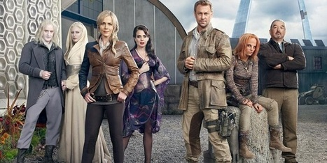 The DeanBeat: Defiance is inescapable transmedia that you'll want to escape | Transmedia Seattle | Scoop.it