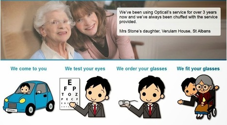 Mobile Eye Care Optician: Providing amazing range of services | Services | Scoop.it