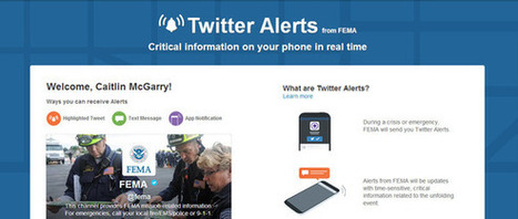 Twitter Alerts give new meaning to crisis communication | TechHive | Crisis Management and Communication | Scoop.it