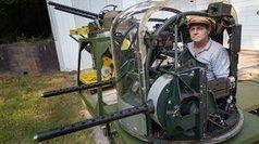 Meet Fred Bieser, World War II Airplane Turret Restorer - Tested | Social Studies | Scoop.it