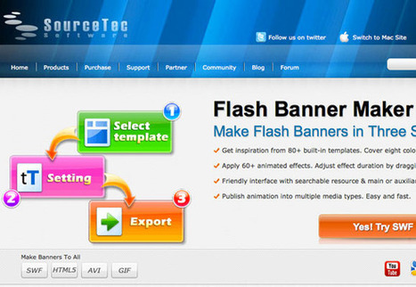 Flash Tools Giveaway: 6 x License from SourceTec Software | Onextrapixel - Web Design & Development Online Magazine | Gabriel Catalano human being | #INperfeccion® a way to find new insight & perspectives | Scoop.it