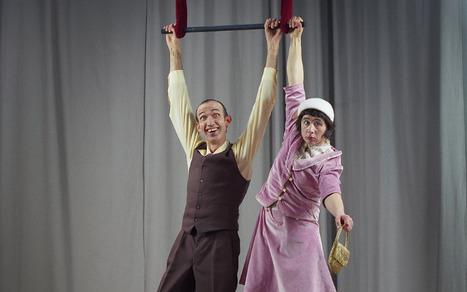 Die Maiers: acrobaties humoristiques | 16s3d: Bestioles, opinions & pétitions | Scoop.it