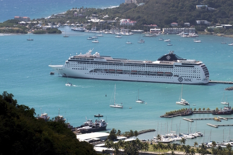 Asia the fastest growing cruise market worldwide | Australian Tourism Export Council | Scoop.it