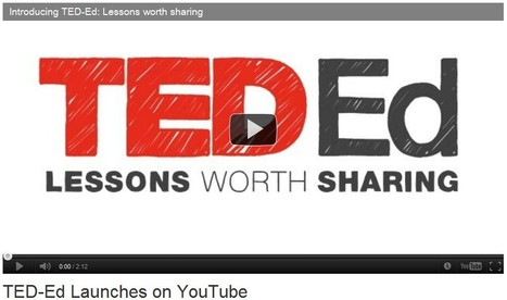 TED-Ed - Lessons Worth Sharing | 21st Century Tools for Teaching-People and Learners | Scoop.it