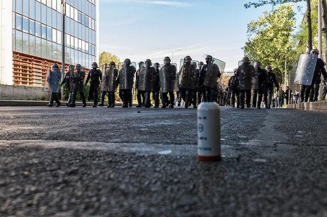 Réflexions sur la violence - | Radiopirate | Scoop.it