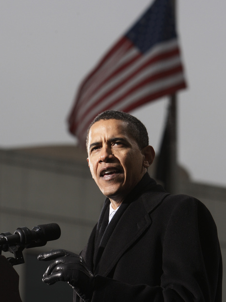 On Campaign Promises Report Card, Obama Did 'Pretty Well' : NPR | Coffee Party Feminists | Scoop.it