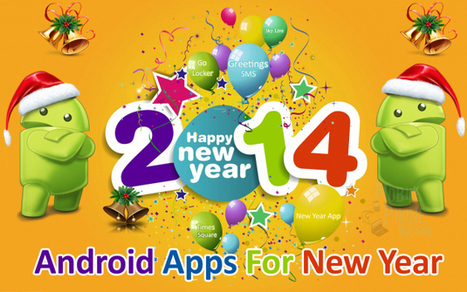 Google Android Apps For New Year Celebration | Cell Phone Spy | Scoop.it