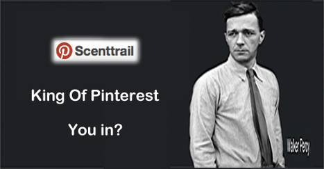 King of Pinterest, You In? | Collaborative Revolution | Scoop.it