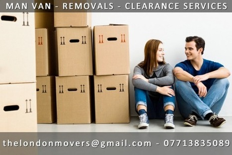 Man Van Hire Isleworth - Isleworth Removals - House Clearance Isleworth - Self Storage Isleworth | Man Van Removals & Clearance | Man With Van Hire Isleworth House Removals Moving House Clearance isleworth | Scoop.it
