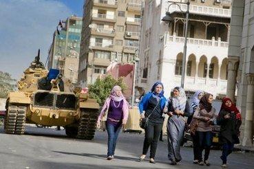 L'armée des promesses non tenues, par Laura-Julie Perreault   Égypt-actus   Scoop.it