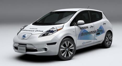 Nissan aims to launch autonomous drive systems by 2020 | Change 2020! | Scoop.it