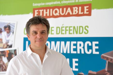 Rémi Roux, co-fondateur et gérant d'Ethiquable : « Le numérique est un levier du commerce équitable ! » | Midi Pyrénées | Scoop.it