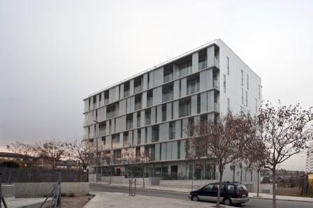 Edificio 30 Viviendas Plurifamiliares / Narch | Arquitectura: Plurifamiliars | Scoop.it