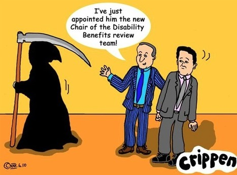 Number Of Disabled Hit By Benefit Sanctions Soars 31% - 4bitNEWS | Exposing Corruption, Injustices, & The Good, the Bad & the Ugly | Scoop.it