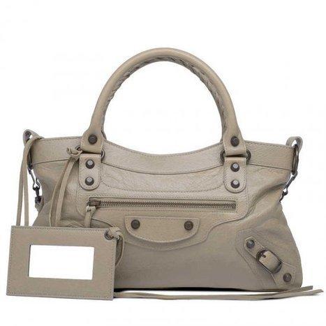 Balenciaga First Latte cheap B_F_9 317-replica Balenciaga First Handbags | replica chanel blog | Scoop.it