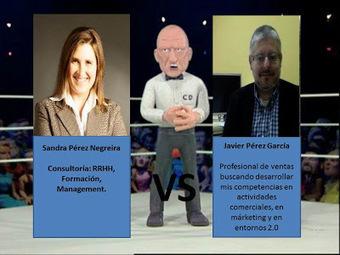 ..: RRHH VS CANDIDATO 2.0 Sandra Negreira entrevista a Javier Pérez García | Entrevistas candidatos 2.0 vs RRHH | Scoop.it