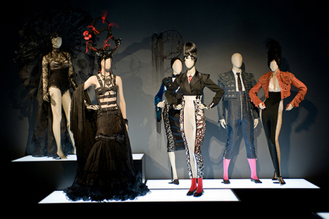 Exposition Jean Paul Gaultier au Grand Palais - Fashion Spider - Fashion Spider – Mode, Haute Couture, Fashion Week & Night Show | Expositions - Culture | Scoop.it