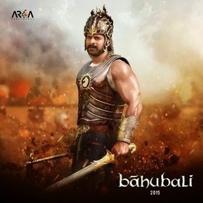 South Indian Tollywood Movie Rajamouli's Baahubali Posters & Wallpapers on IndianRamp.com, Tollywood | Indian Fashion Updates | Scoop.it