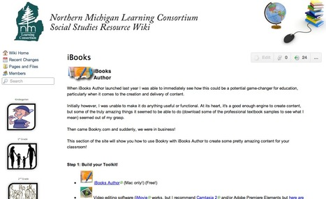 NMLCSS - iBooks - A Wiki on How to Use Bookry for your iBooks | Digital Learning, Technology, Education | Scoop.it