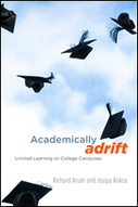 Academically Adrift | dEveloping lEarning tEeaching | Scoop.it