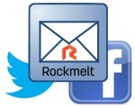 """Apps Like Rockmelt Ditch Social-Only Signup, Add Email So Privacy Buffs Can """"Try Before You Pry""""   TechCrunch   privacy   Scoop.it"""