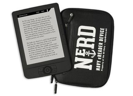 The NeRD: US Navy's New Custom eBook Reader | Pobre Gutenberg | Scoop.it