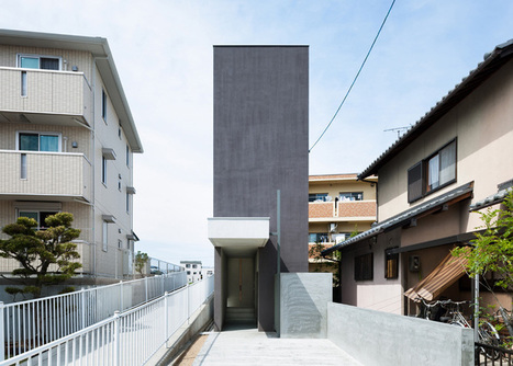 Promenade House / Kouichi Kimura Architects | Architecture | architecture&design | Scoop.it
