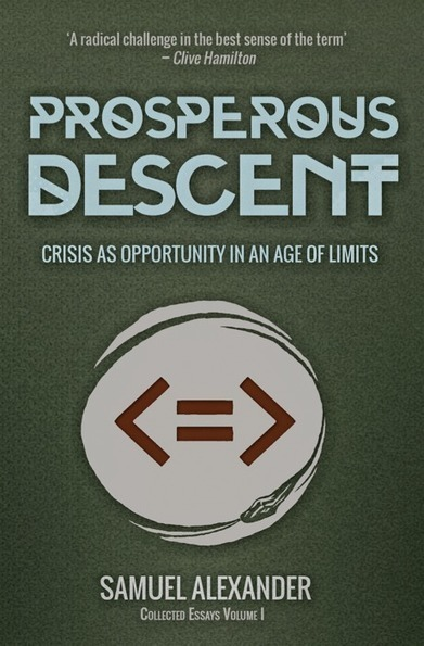 Prosperous Descent: Crisis as Opportunity in an Age of Limits | The Great Transition | Scoop.it