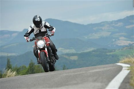 2015 Ducati Monster 821 | First Ride | Ductalk Ducati News | Scoop.it