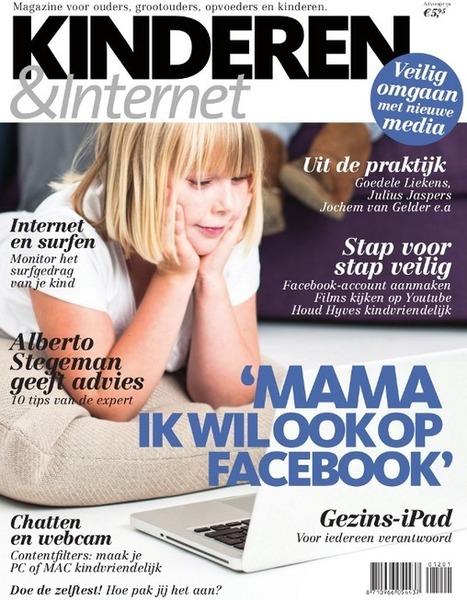 Nu in de winkel: Kinderen & Internet | Mediawijsheid | Scoop.it