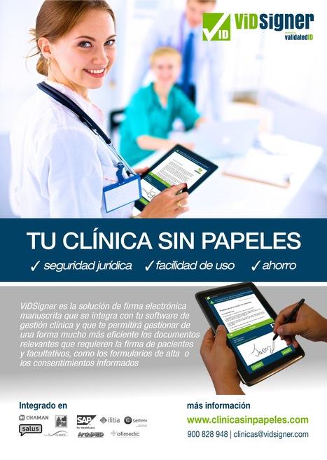 ¿Es posible una Clínica sin papeles? | The mobile health (salud móvil) | Scoop.it