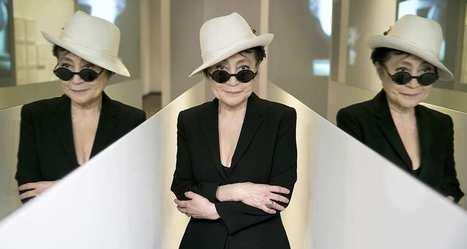 Rendez-vous à Lyon, avec la véritable Yoko Ono | L'art contemporain depuis Toulouse | Scoop.it
