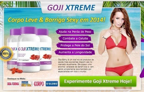 Goji Xtreme Revisão – Demo Grátis, TEMPO LIMITADO! | WHO SUGGEST ME ABOUT  GOJI XTREME | Scoop.it