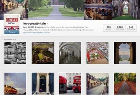 Instagram und Pinterest im Tourismus und Stadtmarketing. | Marketing with Instagram | Scoop.it