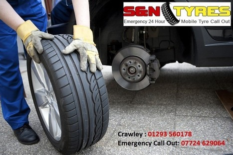 Mobile Tyre Services- Need in Emergency | Car Servicing uk | Scoop.it