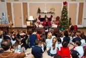 First Lady Crissy Haslam Hosts a Read20 Family Book Club Holiday Event at the Nashville Public Library | TN.gov Newsroom | Tennessee Libraries | Scoop.it