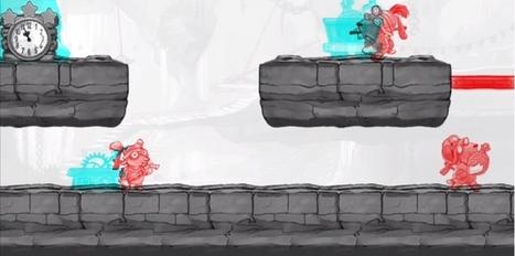 Un jeu vidéo pour soigner une déficience visuelle | Ophtalmologie | Scoop.it