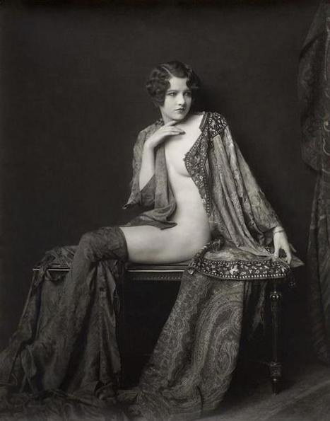 de mi para ti on Twitter   vintage nudes   Scoop.it