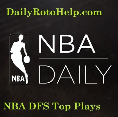DailyRotoHelp Blog  - Daily Fantasy NBA DFS Picks for Fanduel and DraftKings 3/17/16 | dailyfantasysports | Scoop.it
